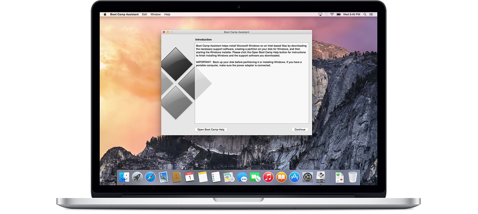 How to dual boot mac os x el capitan and windows 10 - How to get office for mac ...