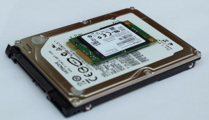 1 mSATA on HDD