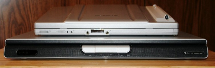 Panasonic Toughbook T4 Review Pics Specs