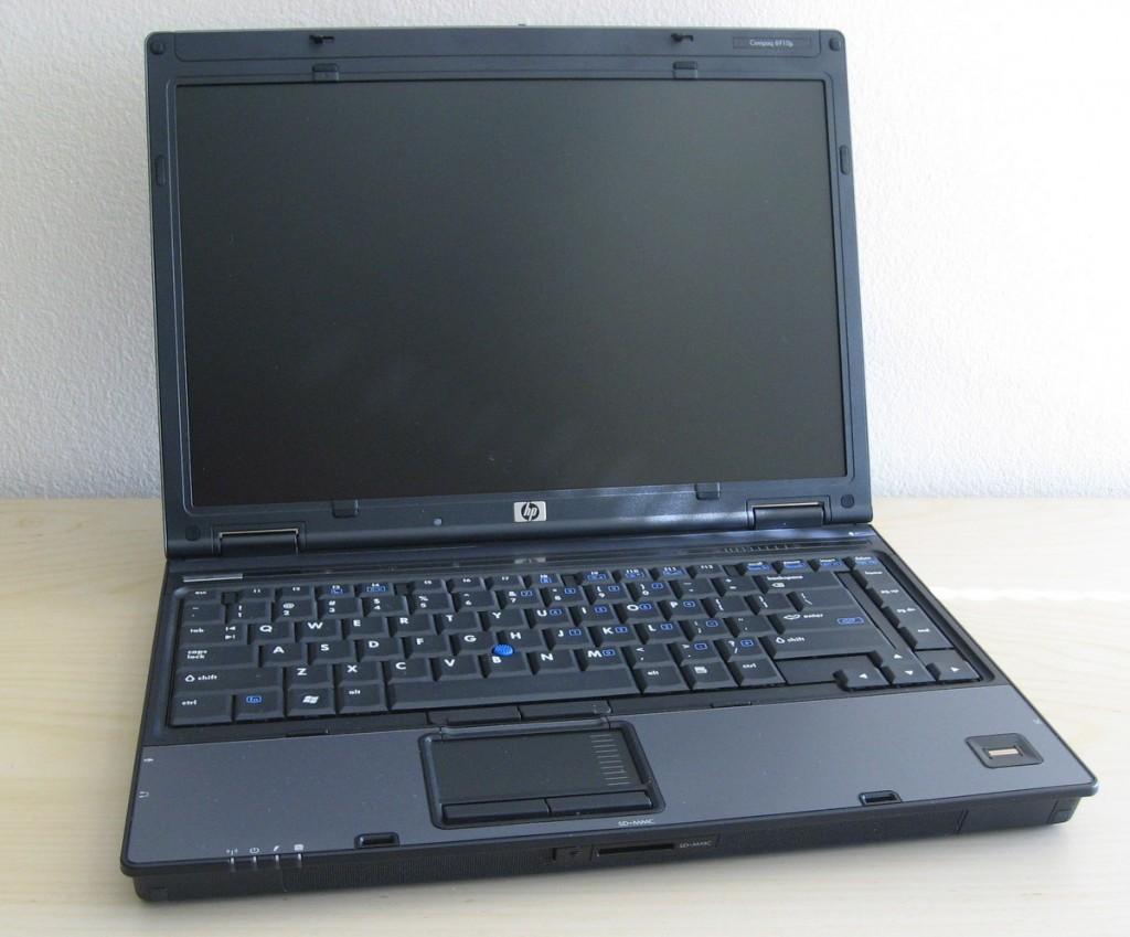 hp compaq 6910p review notebookreview