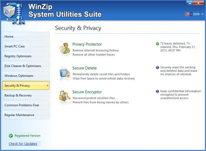 Looking for WinZip 8