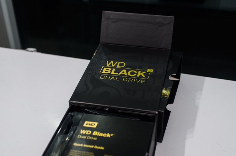 Western Digital Black^2 Dual Drive