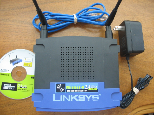 Linksys Cd