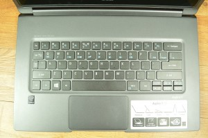 Acer Aspire R13 keyboard