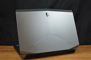 Alienware 17 (2014) back