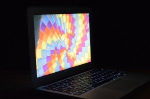 Apple MacBook Air screen