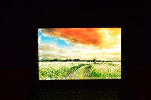 Aspire Switch 10 E screen front