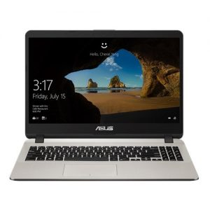 The Asus X507 Notebook - Front View