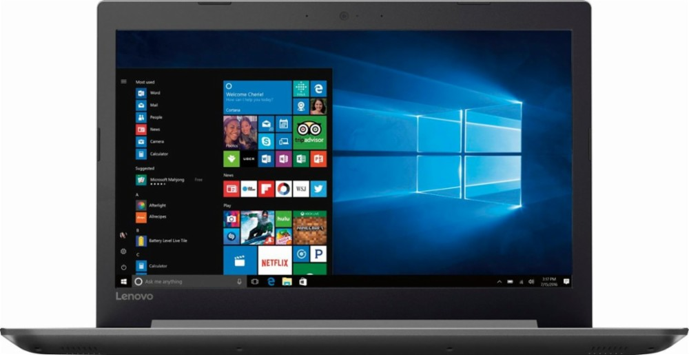 Best laptop deals for black friday 2017 the budget lenovo 156 inch notebook at best buy greentooth Images