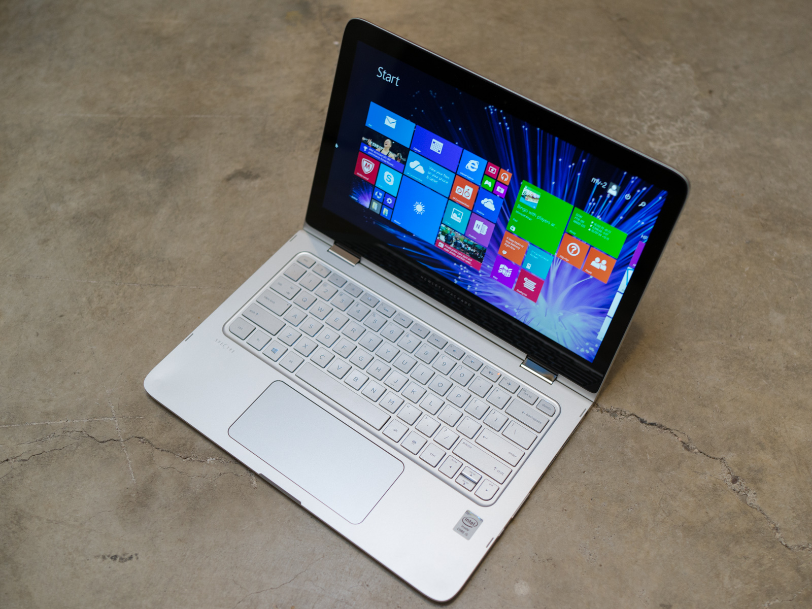 Hp Spectre X360 Review A Ghost Of A Chance Against Apple