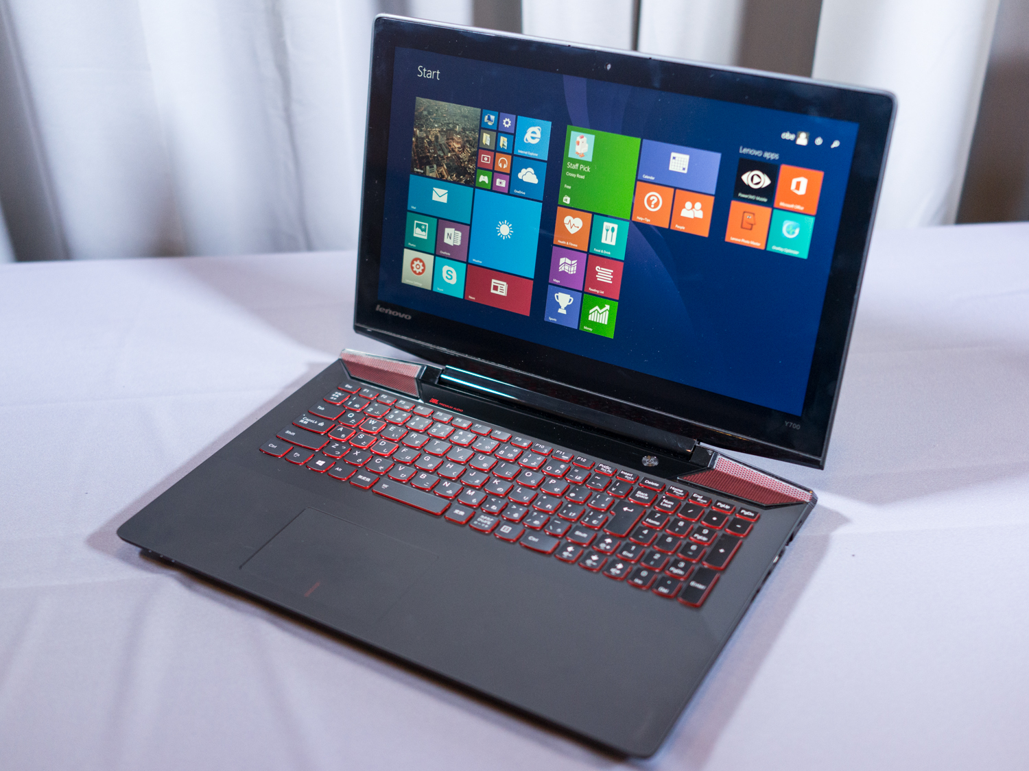 the lenovo ideapad y700 - photo #1