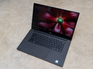 The Dell XPS 15 2016 features modest changes to the XPS design.