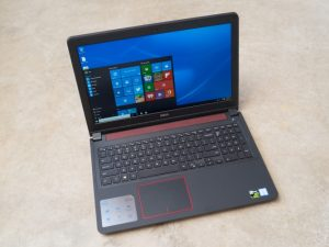 The Dell Inspiron 15 7559 is a budget gaming notebook with an IPS panel.