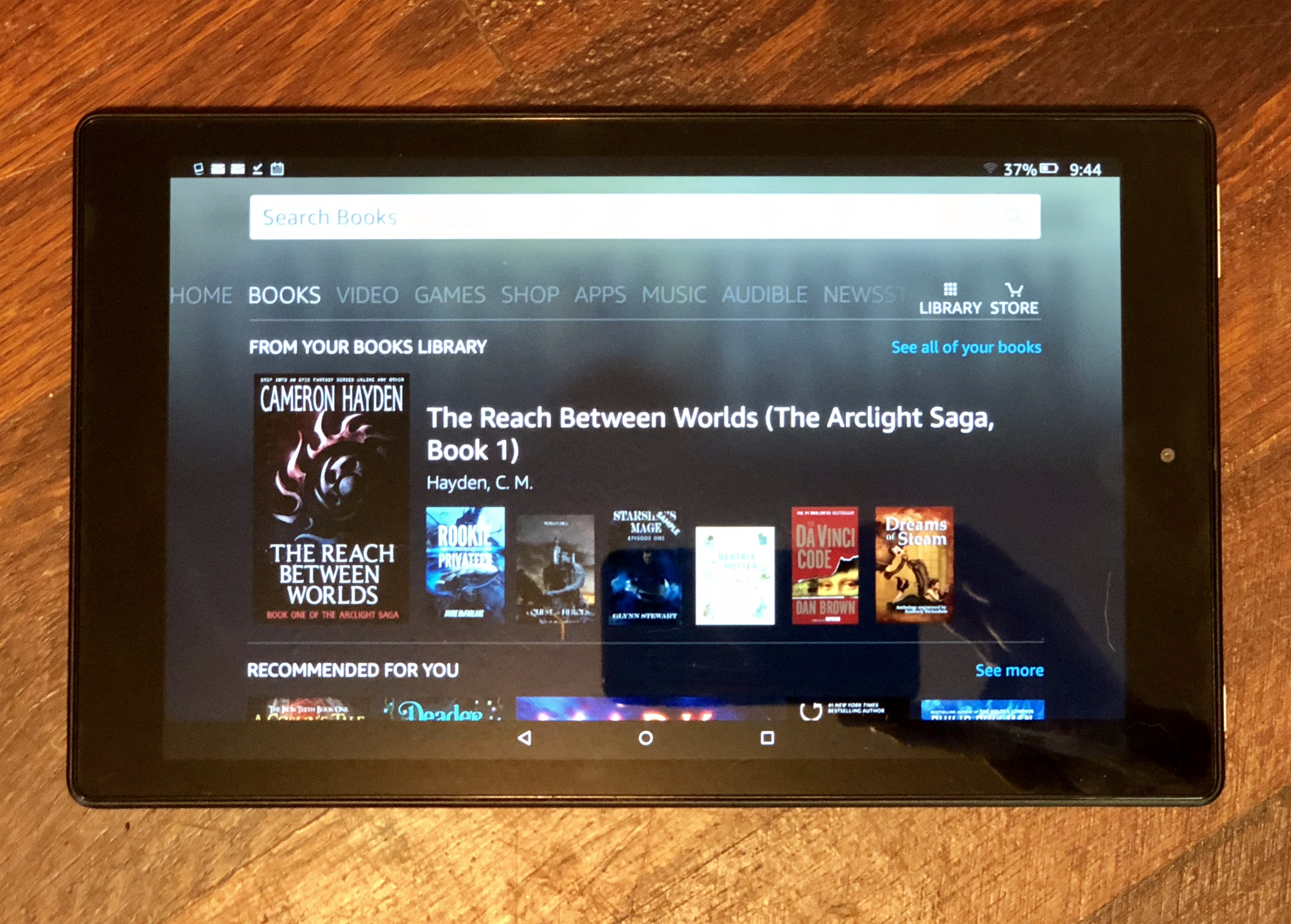 Amazon fire hd 10 2017 review amazon fire hd 10 software and alexa fandeluxe Gallery