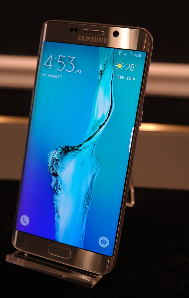 Samsung Galaxy S6 edge+ Hands On Preview
