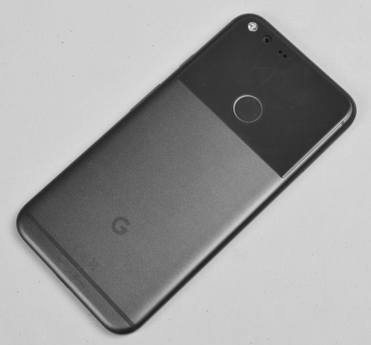 Google Pixel XL back panel