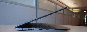 HP EliteBook Folio 1040 Ports Left