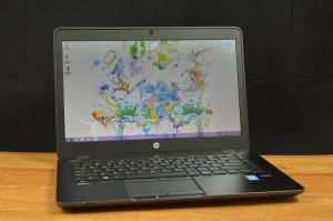 HP Zbook 14 G2 front 1