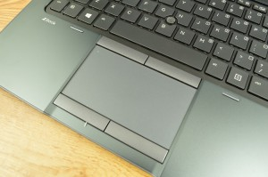 HP Zbook 14 G2 touchpad