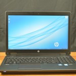 The HP ZBook 15 G2 might look a bit boring but it delivers real quality.