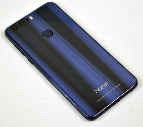 The Honor 8