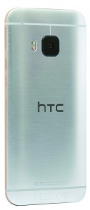 HTC One M9 unibody design