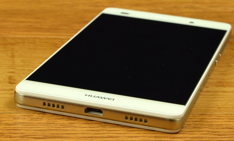 Huawei P8 Lite bottom