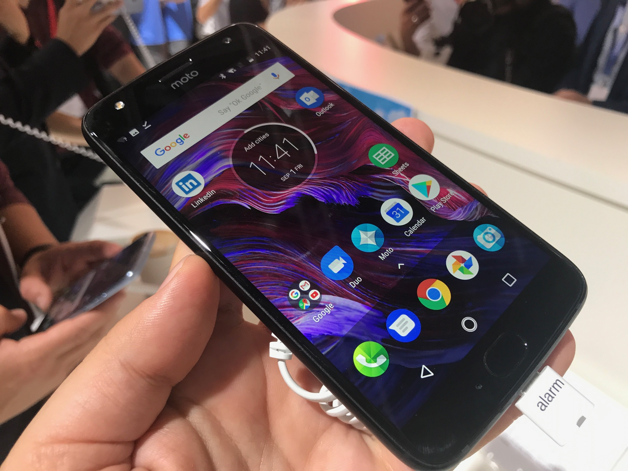 Leak Reveals The Moto X4 Will Have An Android One Variant