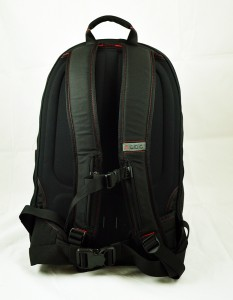 Lance Executive Daypack straps