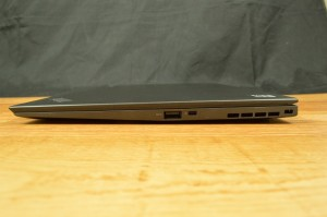 Lenovo ThinkPad X1 Carbon ports right