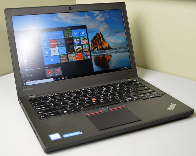 Lenovo ThinkPad X260 review unit
