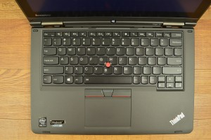 Lenovo ThinkPad Yoga 12 keyboard