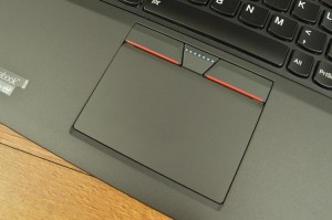 Lenovo ThinkPad Yoga 12 touchpad