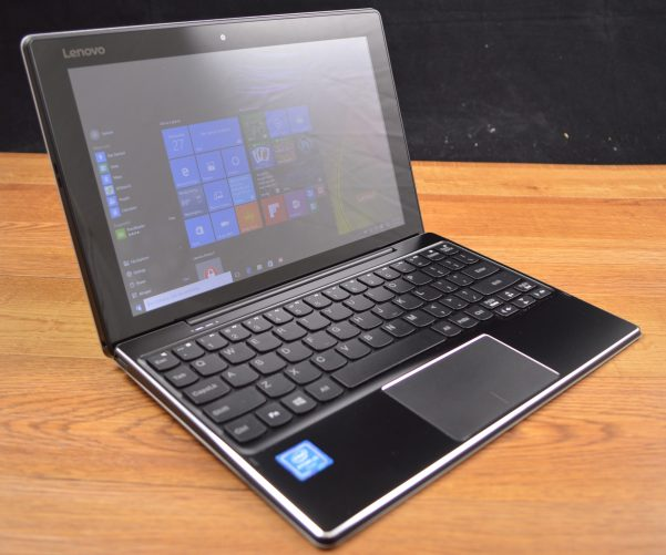 The Lenovo ideapad Miix 310 is an Atom-powered 2-in-1.
