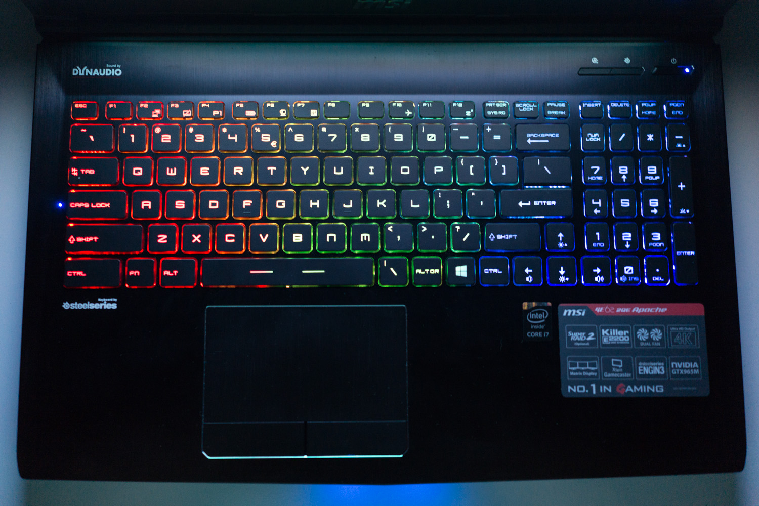 How To Pick A Laptop With Good Keyboard Acer Aspire Parts Diagram Features Like Key Style Led Backlighting And Dedicated Number Pad Are Sometimes More