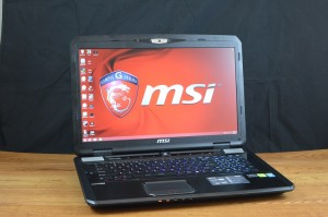 MSI GT70 Dominator front 1