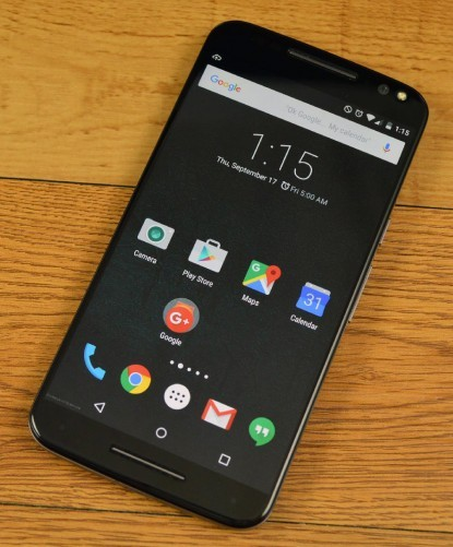 The Moto X Pure Edition is an unlocked smartphone that supports all major US carriers.