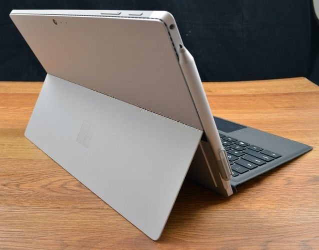 The Surface Pro 4 kickstand is one of the best design innovations.