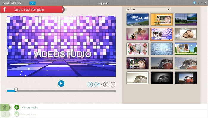 Corel unveils videostudio x7 for Free corel video studio templates