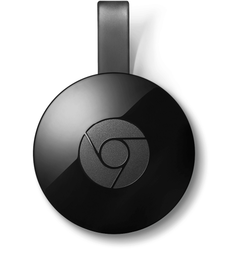 Google Chromecast is just one way to share displays and broadcast to your HDTV.