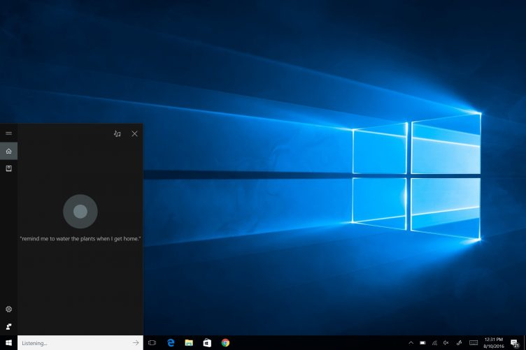 Cortana represents the future of computing
