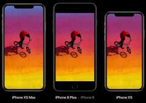 Apple iPhone XS, XS Max, XR