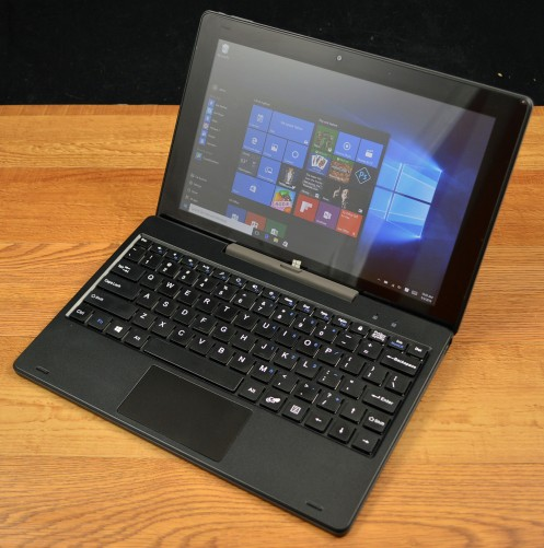 iRULU Walknbook 3 is a budget Windows 10 2-in-1.