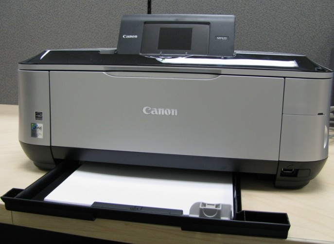 how to clean canon mf620c printer