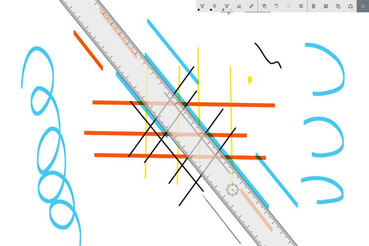 Sketchpad in Windows 10 Anniversary Update