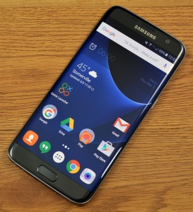The Samsung Galaxy S7 edge is a stunning smartphone.