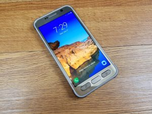 samsung galaxy s7 active screen save