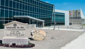 NSA Utah Data Center Administration Building